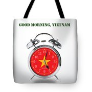 Good Morning, Vietnam - Alternative Movie Poster Tote Bag