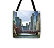 Good Old Chicago Tote Bag