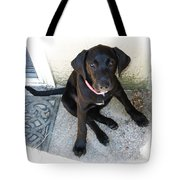 Good Puppy Tote Bag