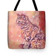 Good Tabby Tote Bag
