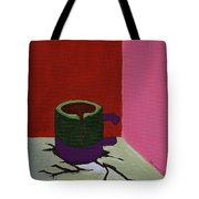 Good To The Last Drop Tote Bag by Beth Cornell