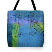 Good Vibrations Three Tote Bag