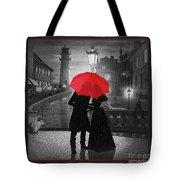 Goodbye My Love Tote Bag