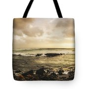 Goodbye Sunshine Tote Bag