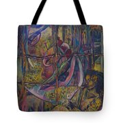 Goodbye Sweet Dreams Tote Bag