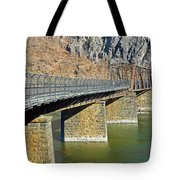 Goodloe E. Byron Memorial Footbridge Tote Bag