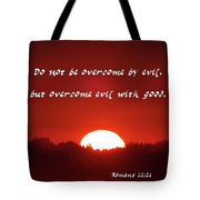 Goodness Romans Tote Bag