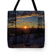 Goodnight Montana Tote Bag