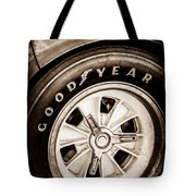 Goodyear Tire -0250s Tote Bag