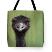 Goofing Around Emu Tote Bag