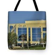 Google Orange County Tote Bag