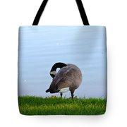 Goose #1 Pose Tote Bag