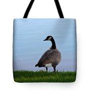 Goose #2 Pose Tote Bag