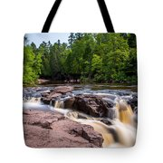 Goose Berry River Rapids Tote Bag