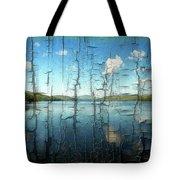 Goose Pond Reflection Tote Bag