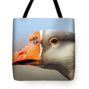 Goose Portrait Tote Bag