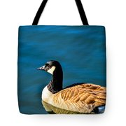 Goose Reflection Tote Bag