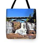 Gooseberry Falls 4 Tote Bag