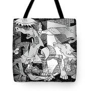 Gop Guernica Tote Bag