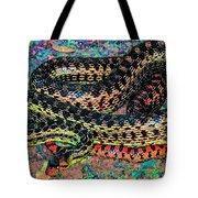Gopher Snake Tote Bag