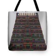 Gopuram Tote Bag