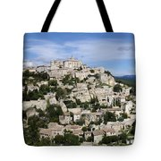 Gordes Provence France Tote Bag