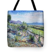 Gordons Bay Western Cape South Africa Tote Bag