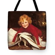 Gore William Henry Playmates William Henry Gore Tote Bag