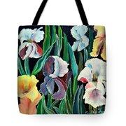 Gorgeos Iris Tote Bag