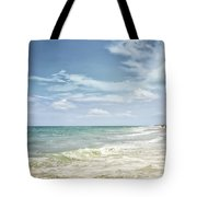 Gorgeous Day At The Seashore Tote Bag