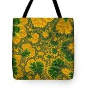 Gorgeous Fabric Design - Series Number Ten Tote Bag