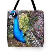 Gorgeous George Tote Bag