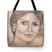 Gorgeous Lady Tote Bag