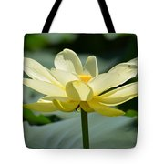 Gorgeous Lotus Flower Tote Bag