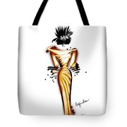 Gorgeously Gold Tote Bag