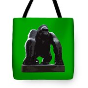 Gorilla Art Tote Bag