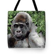 Gorilla My Dreams Tote Bag