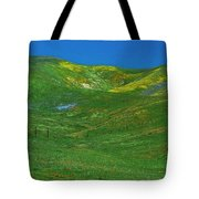 Gorman Wildflowers Tote Bag