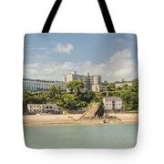 Gosker Rock Tote Bag