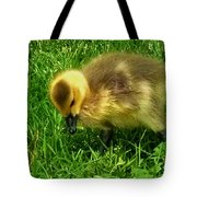 Gosling On Her Own Tote Bag