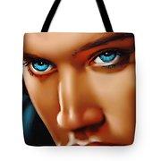 Gospel Elvis Tote Bag