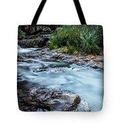Gossamer Flow Tote Bag
