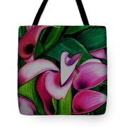 Gossip Tote Bag by Ekta Gupta