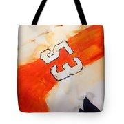 Gostisbehere No.1 Tote Bag