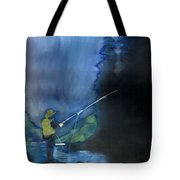 Harvest Time In Wyoming Tote Bag