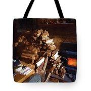 Got Wood Tote Bag