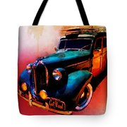 Got Wood Surf Woody Wonderland Watercolour Tote Bag