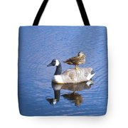 Got Your Back Tote Bag