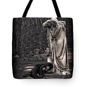 Goth At Heart - 3 Of 4 Tote Bag by Scott  Wyatt