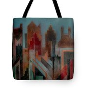 Gothem City Tote Bag